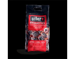Угольные брикеты Weber, 4 кг