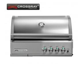 Встраиваемый газовый инфракрасный гриль CROSSRAY® 4 by Heatstrip