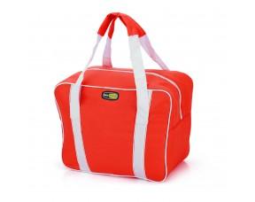 Изотермическая сумка Evo Medium red