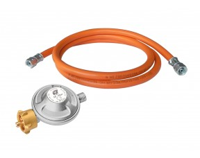 Шланг и регулятор газа (редуктор) Cavagna 30 мбар